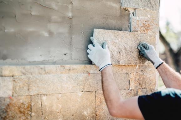 construction maison en pierre